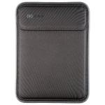 """Flaptop Sleeve MacBook Air 11"""" - Black/Slate Grey/Black"""
