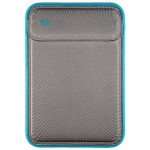 "Flaptop Sleeve MacBook Air 13"" - Graphite Grey/Electric Blue/Graphite Grey"