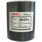 CMC Pro DVD-R 4.7GB 8x Value Shiny Silver Lacquer Discs (100-Pack)
