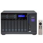 12 Bay NAS/iSCSI IP-SAN, Intel Skylake Core i7-6700 3.4 GHz Quad Core