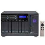 QNAP 12 Bay NAS/iSCSI IP-SAN, Intel Skylake Core i5 3.6GHz Quad Core, 16GB RAM, 10G-ready TVS-1282-i5-16G-US