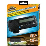Jem Accessories Handsfree Bluetooth Speakerphone with Visor Clip & Caller ID AHF9-1002-BLK