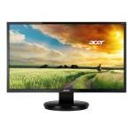 "K272HUL - LED monitor - 27"" - 2560 x 1440 - AHVA - 350 cd/m² - 4 ms - HDMI, DVI, DisplayPort - speakers - black"