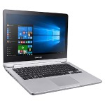 "Notebook 7 Spin NP740U3L-L03US Intel Core i5-6200U Dual-Core 2.30GHz Laptop - 8GB RAM, 500GB HDD, 13.3"" FHD Touch, Gigabit Ethernet, 802.11ac, Bluetooth, 3-cell Li-Ion, Silver"