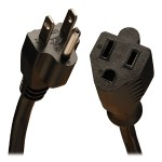 Power Cord Extension Cable Standard 14 AWG 5-15P 5-15R 13A 25'