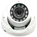 Pro-Grade 1080p HD Analog Dome Camera