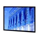 Da-Snap with Pro-Trim finish - Projection screen - wall mountable - 119 in (118.9 in) - 16:9 - High Contrast Cinema Vision