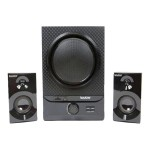 BT-209FD - Speaker system - 2.1-channel - wireless - 65 Watt (total)