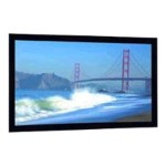 Cinema Contour Wide Format - Projection screen - 113 in ( 113 in ) - 1.6:1 - High Contrast Cinema Vision