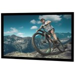 Cinema Contour Wide Format - Projection screen - 130 in ( 129.9 in ) - 1.6:1 - High Contrast Cinema Vision