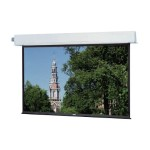 Advantage Electrol VIDEO FORMAT - Projection screen - ceiling mountable - motorized - 72 in (72 in) - 4:3 - Matte White