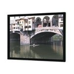 Imager - Projection screen - wall mountable - 100 in (100 in) - 4:3 - Cinema Vision