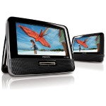 PHILIPS 7 DUAL SCREEN POR TABLE DVD PLA