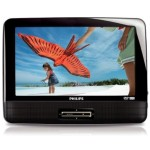 9 PORTABLE DVD PLAYER - SINGLE SCREEN