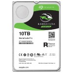 "Seagate 10TB Barracuda Pro SATA 6GB/s 64MB Cache 3.5"" Internal Bare Drive ST10000DM0004"