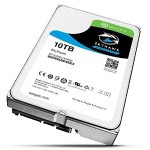Skyhawk Surveillance 10TB 6GB/s Internal Hard Drive