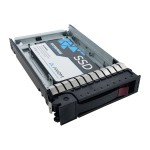 "Enterprise Professional EP500 - Solid state drive - encrypted - 400 GB - hot-swap - 2.5"" (in 3.5"" carrier) - SATA 6Gb/s - 256-bit AES - Self Encrypting Drive (SED)"