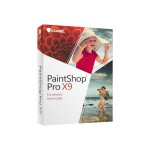 PaintShop Pro X9 - Box pack - 1 user ( mini-box ) - Win - English