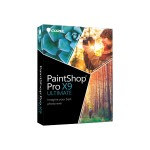 PaintShop Pro X9 Ultimate - Box pack - 1 user ( mini-box ) - Win - English