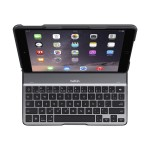 QODE Ultimate Lite - Keyboard and folio case - Bluetooth - black - for Apple iPad mini 4