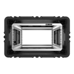 Super-V Series - Rack case - 5U - black