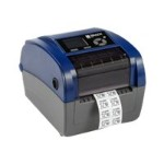 BBP 12 - Label printer - DT/TT - Roll (4.4 in) - 300 dpi - up to 240 inch/min - USB 2.0, LAN, serial, USB host - rewinder