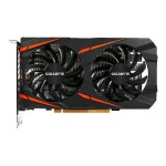 GV-RX460WF2OC-4GD - OC Edition - graphics card - Radeon RX 460 - 4 GB GDDR5 - PCIe 3.0 x8 - DVI, HDMI, DisplayPort