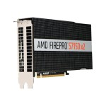 FirePro S7150 x2 - Graphics card - 2 GPUs - FirePro S7150 - 16 GB GDDR5 - PCIe 3.0 x16 - fanless
