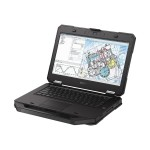 "Latitude 5414 Rugged - Core i5 6300U / 2.4 GHz - Win 10 Pro 64-bit - 8 GB RAM - 128 GB SSD - DVD-Writer - 14"" touchscreen 1920 x 1080 (Full HD) - HD Graphics 520 - Wi-Fi, Bluetooth - 4G - kbd: English - rugged - BTO - with 3 Years  ProSupport - Verizon"