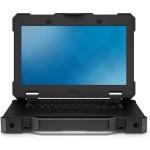 "Latitude 7414 Rugged Extreme - Core i5 6300U / 2.4 GHz - Win 7 Pro 64-bit (includes Win 10 Pro 64-bit License) - 8 GB RAM - 256 GB SSD - DVD-Writer - 14"" touchscreen 1366 x 768 (HD) - HD Graphics 520 - Wi-Fi, Bluetooth - 4G - kbd: English - rugged - BTO -"