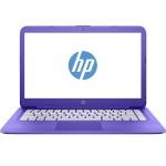 """Stream 11-y020nr Intel Celeron Dual-Core N3060 1.60GHz Laptop - 4GB RAM, 32GB eMMC, 11.6"""" HD WLED, 802.11ac, Bluetooth, Webcam, 2-cell 37.69 WHr Lithium-Ion Polymer, Violet Purple"""