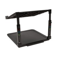 "Kensington SmartFit Laptop Riser - Notebook stand - 15.6"" - black K52783WW"
