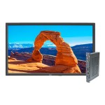 "MultiSync V323-2-PC2 - 32"" Class - V Series LED display - 1080p (Full HD) - edge-lit - with Single Board Computer OPS-APIC-PS"