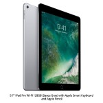 9.7-inch iPad Pro Wi-Fi 128GB (Space Gray) with Apple Smart Keyboard and Apple Pencil