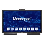"Mondopad INF8521 - All-in-one - 1 x Core i7 6700T / 2.8 GHz - RAM 8 GB - SSD 256 GB - GigE - WLAN: 802.11a/b/g/n, Bluetooth 4.0 - W10 Pro 64-bit - vPro - monitor: LED 85"" 3840 x 2160 (Ultra HD 4K) touchscreen"