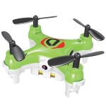 Mini Drone Mirage with Camera - Quadcopter, Green