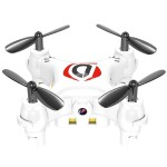 Mini Drone Mirage with Camera - Quadcopter, White