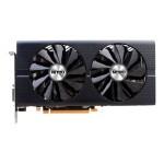 Sapphire NITRO+ RX 470 OC - Graphics card - Radeon RX 470 - 4 GB GDDR5 - PCIe 3.0 x16 - DVI, 2 x HDMI, 2 x DisplayPort - lite retail