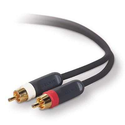Belkin6ft PureAV RCA Audio Cable(AV20300-06 )