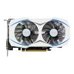 DUAL-RX460-O2G - Graphics card - Radeon RX 460 - 2 GB GDDR5 - PCIe 3.0 x16 - DVI, HDMI, DisplayPort