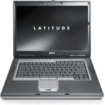 "Latitude D830 Intel Core 2 Duo T7100 1.80GHz Laptop - 2GB RAM, 750GB HDD, 15.4"" Display, DVD-ROM, Gigabit Ethernet - Refurbished"
