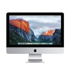 "21.5"" iMac Quad-Core Intel Core i5 2.8GHz, 8GB RAM, 1TB Hard Drive, Intel Iris Pro Graphics 6200, 2 Thunderbolt ports, 802.11ac Wi-Fi, Apple Magic Keyboard, Magic Mouse 2, Mac (Open Box Product, Limited Availability, No Back Orders)"