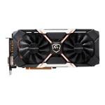 GeForce GTX 1060 Xtreme Gaming 6G - OC Edition - graphics card - GF GTX 1060 - 6 GB GDDR5 - PCIe 3.0 x16 - DVI, HDMI, 3 x DisplayPort
