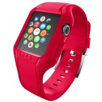 NGP Strap for Apple Watch 42mm - Red