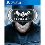 Warner Brothers Publications Inc Batman: Arkham VR for PlayStation 4 1000628897