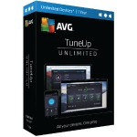 AVG TuneUp Unlimited - 1 Year - Unlimited devices TU17T12EN