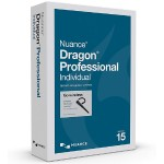 Nuance Communications Dragon Professional Individual - (v. 15) - box pack - 1 user - DVD - Win - US English K809A-GN9-15.0