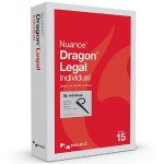 Nuance Communications Dragon Legal Individual Wireless - (v. 15) - box pack - 1 user - Win - US English A509A-GN9-15.0