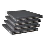 5900AF-48XG-4QSFP F-B Bundle - Switch - managed - 48 x 1 Gigabit / 10 Gigabit SFP+ + 4 x 40 Gigabit QSFP+ - rack-mountable (pack of 4)