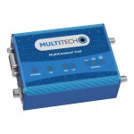 Multitech MultiConnect Cell 100 Series MTC-G3-B06-EU-GB - Wireless cellular modem - RS-232 - GPRS - 85.6 Kbps MTC-G3-B06-EU-GB